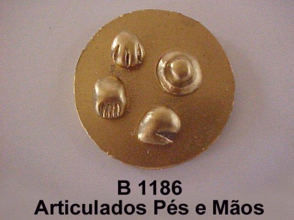 Forma de Silicone de Bonecas, Rostos, Sapatos, Mãos e Pés