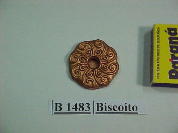 Forma de Silicone de Biscoitos e  Pães
