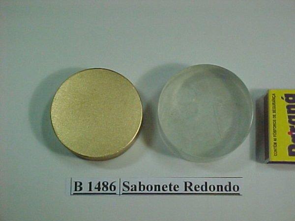 Forma de Silicone de Sabonetes e Velas