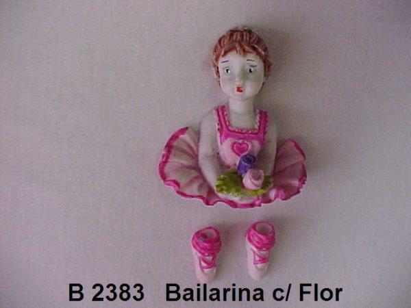 Forma de Silicone de Bailarina