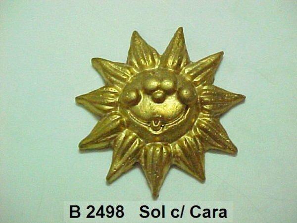 Forma de Silicone de Estrelas, Sol e Lua