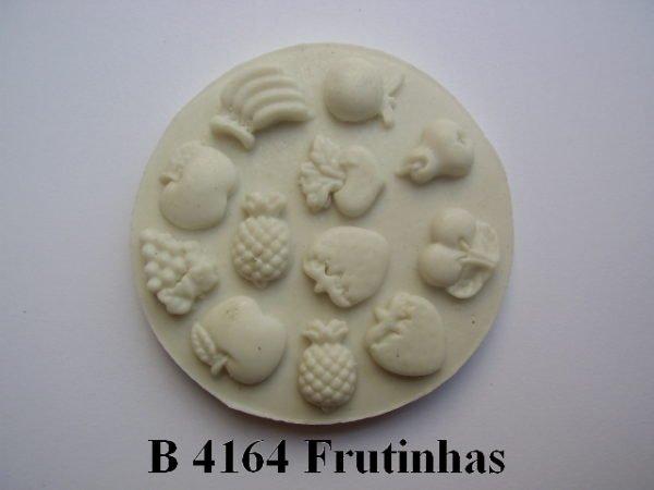 Forma de Silicone de Doces, Frutas e Legumes