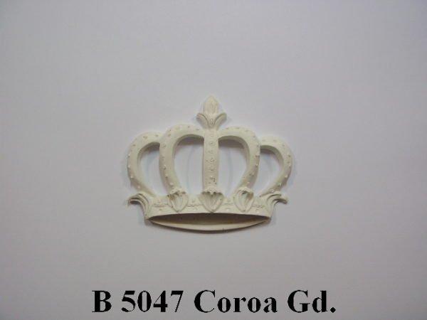Forma de Silicone de Coroas